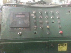 Feed littell 43 control panel