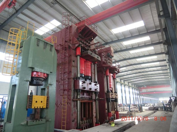 300mn hot die hydraulic press
