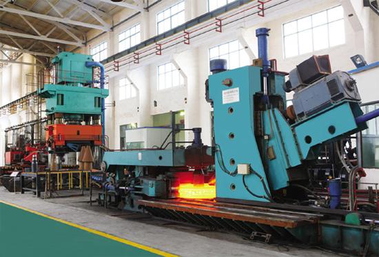 2000t hydraulic press