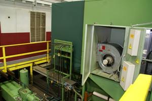 Hofler 4 meter gear grinder j