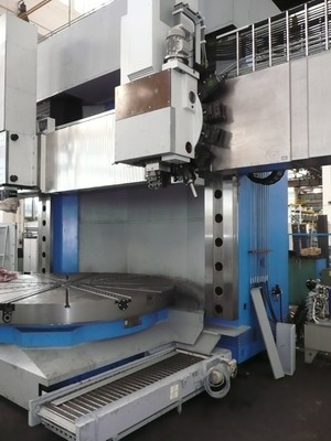 Array - toshulin skiq 16 karussell drehmaschinen  vtl  neue in stock 227612      rh   machinetools com
