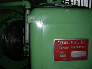 Gleason no.118 ref  2