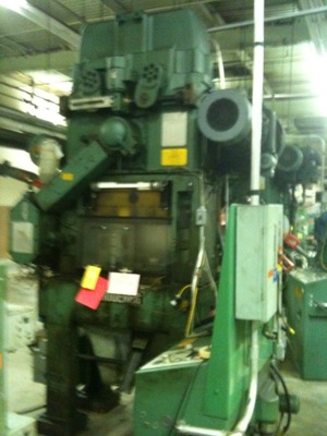 45 ton bruderer 1010c  1