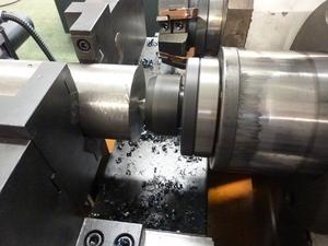Facing   centering machine 6