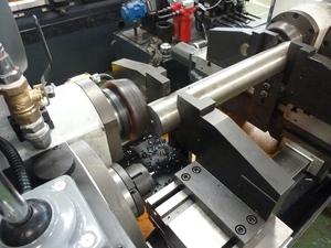 Facing   centering machine 7