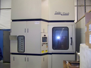 TURBO-FINISH TF-522 Deburring Machines #248764