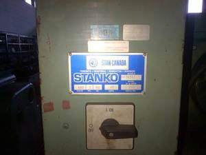 Stanko 1a983 name plate