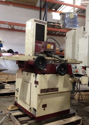 Chevalier fsg 818m horizontal surface grinder
