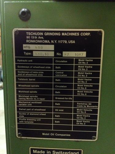 Tschudin htg 610  87 1087 g