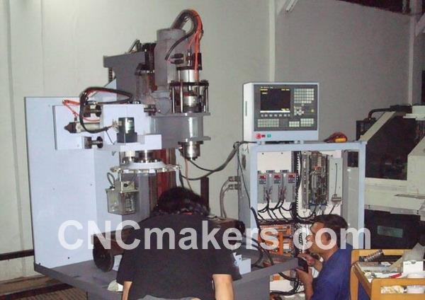 Milling machine retrofit