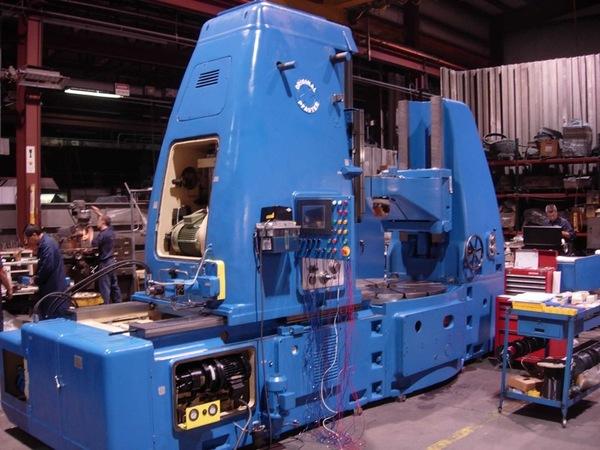 6 p1800 being rebuilt