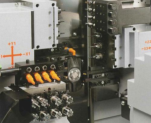 Sw20 machining