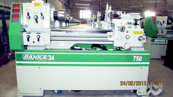 Lathe machine image 1