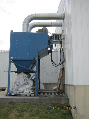 Dust collector 2b