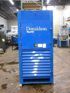 Used torit dws 4 dust collectors 2