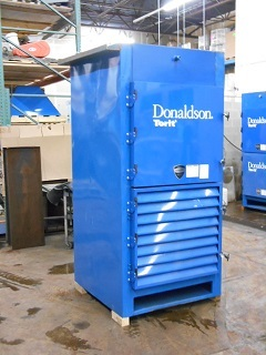 Used torit dws 4 dust collectors 3