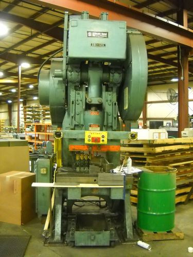 125 ton south bend johnson