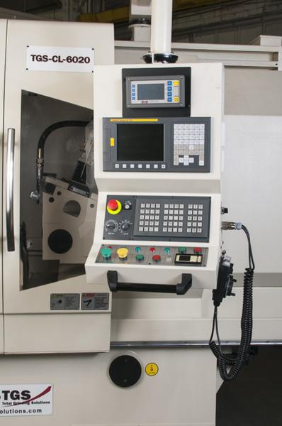 Tgs cl 6020 controls
