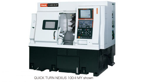 Quick turn nexus 150 ii