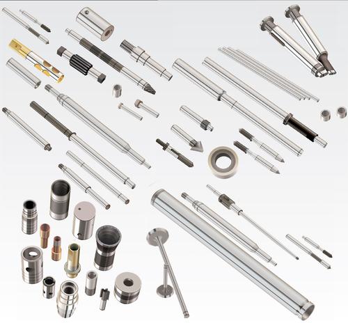 Parts centerless grinder