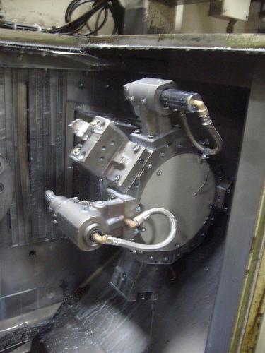 Right turret