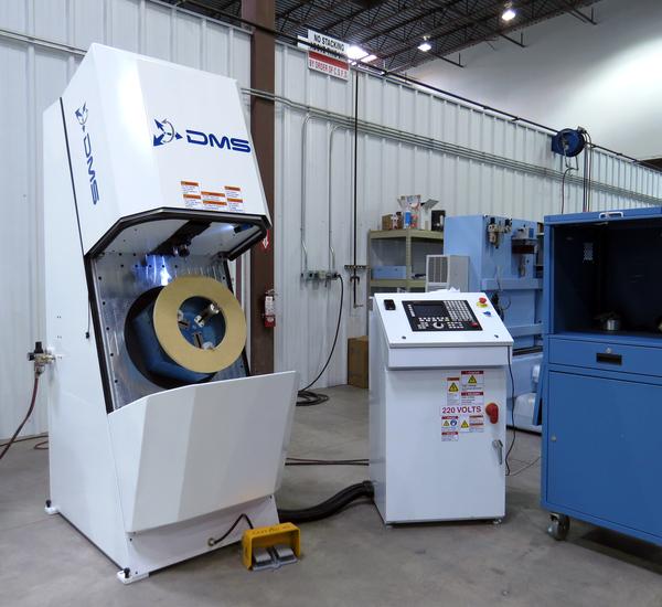 Dms engraving machines
