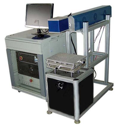 Mk ay50 co2 laser marking machine
