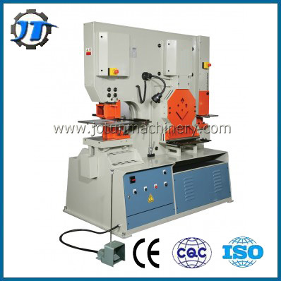 Hydraulic ironworker sw132