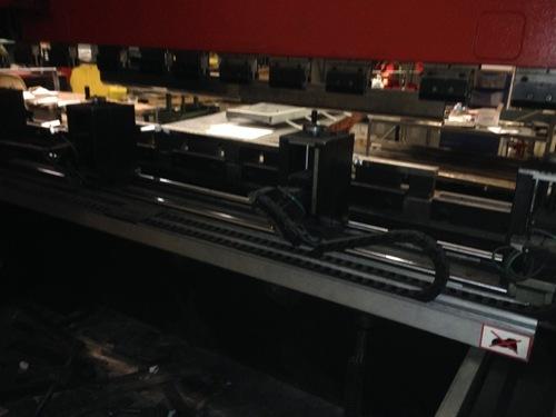 138 ton amada 1253 hfbo