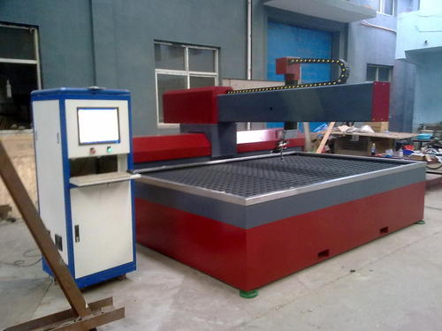 Cnc water jet cutting system1