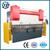Thumb press brake machine