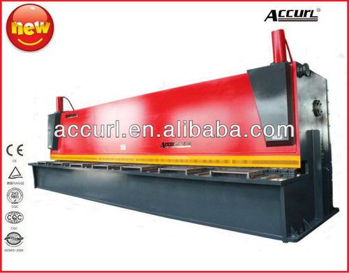 Hydraulic guillotine shearing machine qc11y 6 3200