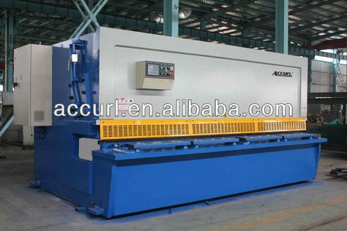 Qc12k 20 6000 hydraulic cnc shearing machine