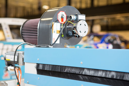 Water jet system protection