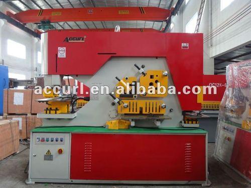 Q35y 16 series hydraulic iron worker