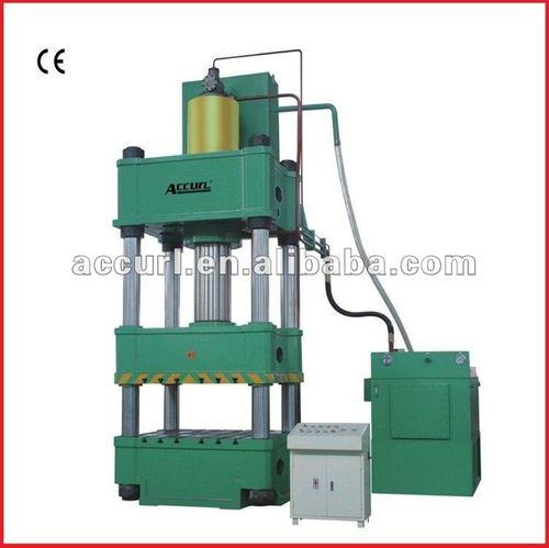 Cuatro columnas prensa hidraulica 1600tons