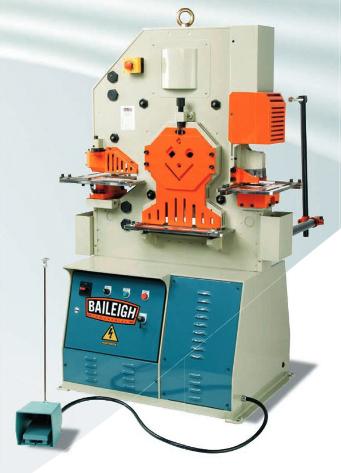 Hydraulic press brake bp123