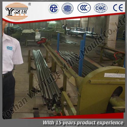 Straight seam stainless steel tube equipment supplier