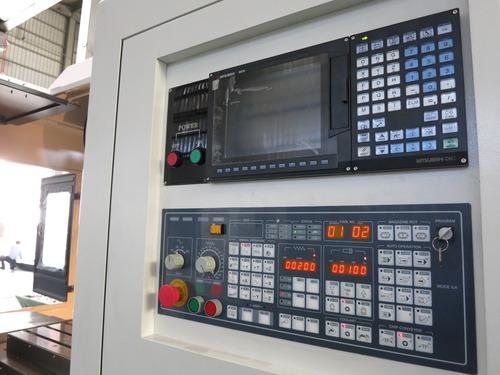 Monforts gq1000 operator panel