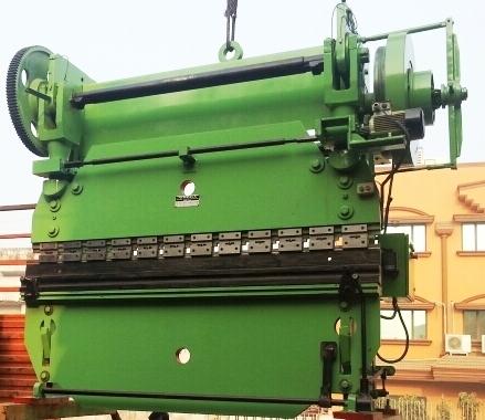 Press brake mechnical