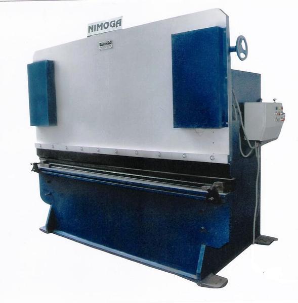Hydraulic press brake new
