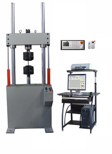 Pls series dynamic electro hydraulic servo testing machine 0.05 50hz