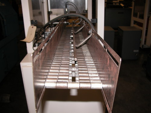 Loader conveyor