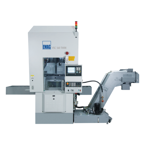 Vlc 250 vertical turning center universal application and great flexibility e6