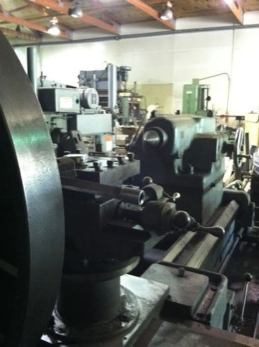 American pacemaker model 32 engine lathe2