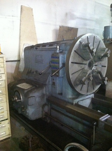 American pacemaker model 32 engine lathe3