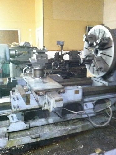 American pacemaker model 32 engine lathe4