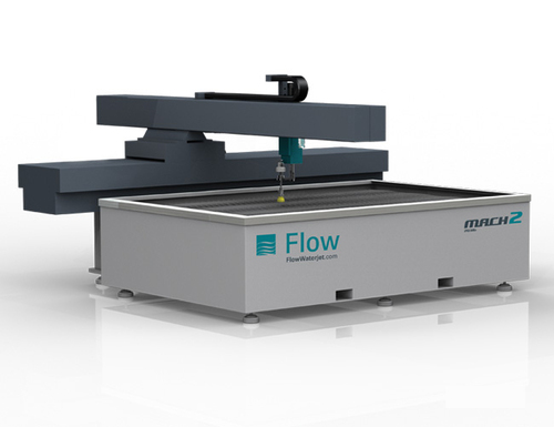FLOW MACH 2 4020B Waterjet Cutters - MachineTools com