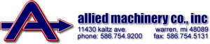 Allied Machinery Co., Inc.