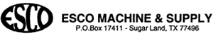 Esco Machine & Supply